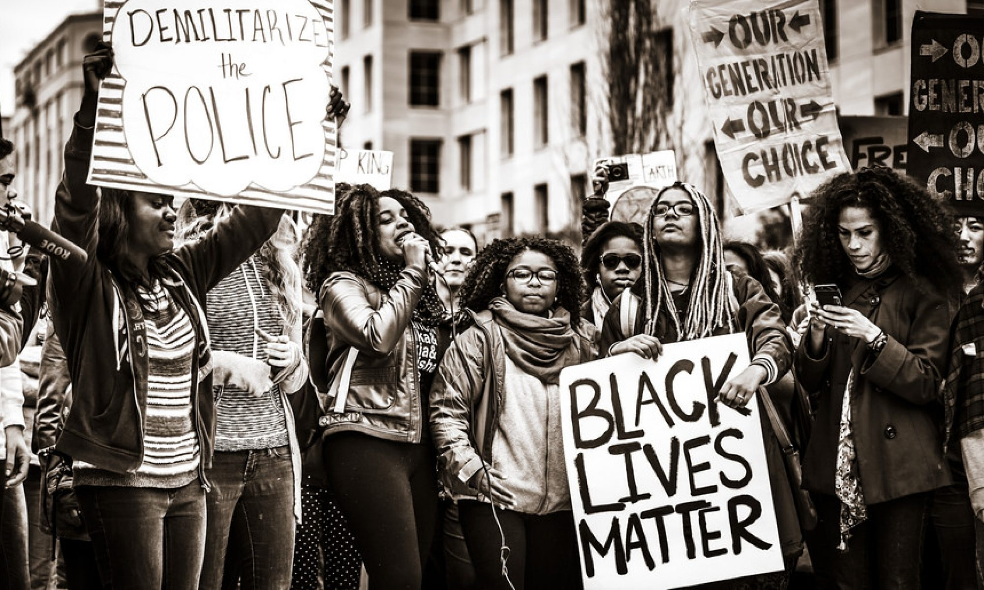 The Movement for Black Women's Lives